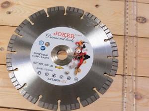 Joker Turbo Laser Neu 230x22,23