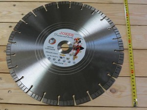 Joker Turbo Laser Premium 350x25,4